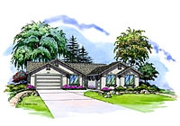 1 Story Homes 2,000 - 4,500 ft²